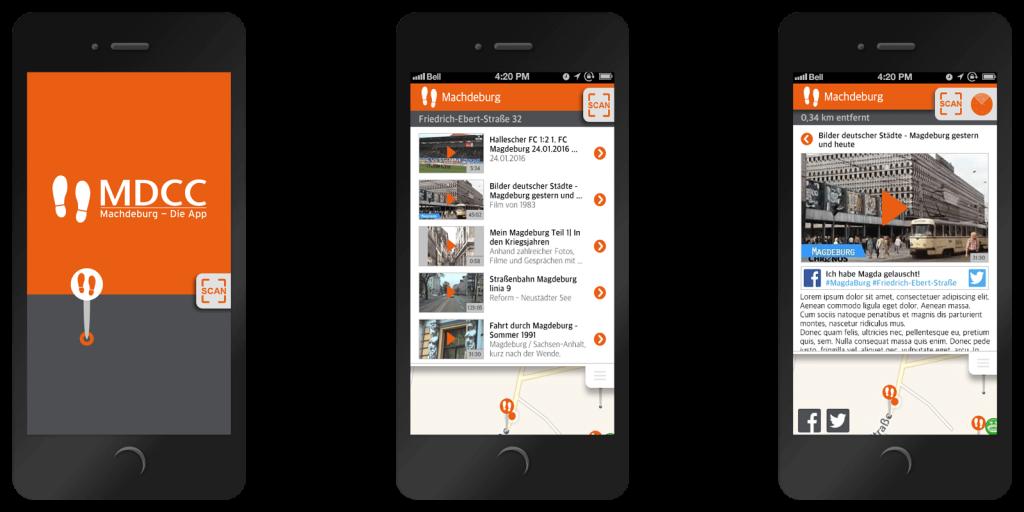 Machdeburg – eine App mit der die Stadt zur Smart City wird!
