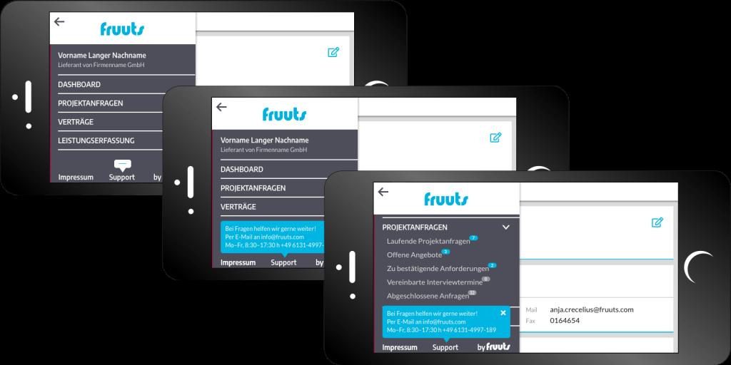 Nutzerfreundliche Webanwendungen müssen auch mobil nutzbar sein.