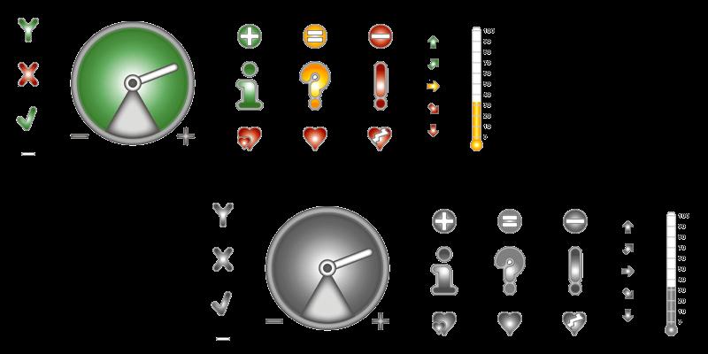 Barrierefreiheit – Der Einsatz von Farbe und Form bei Apparo-Icons
