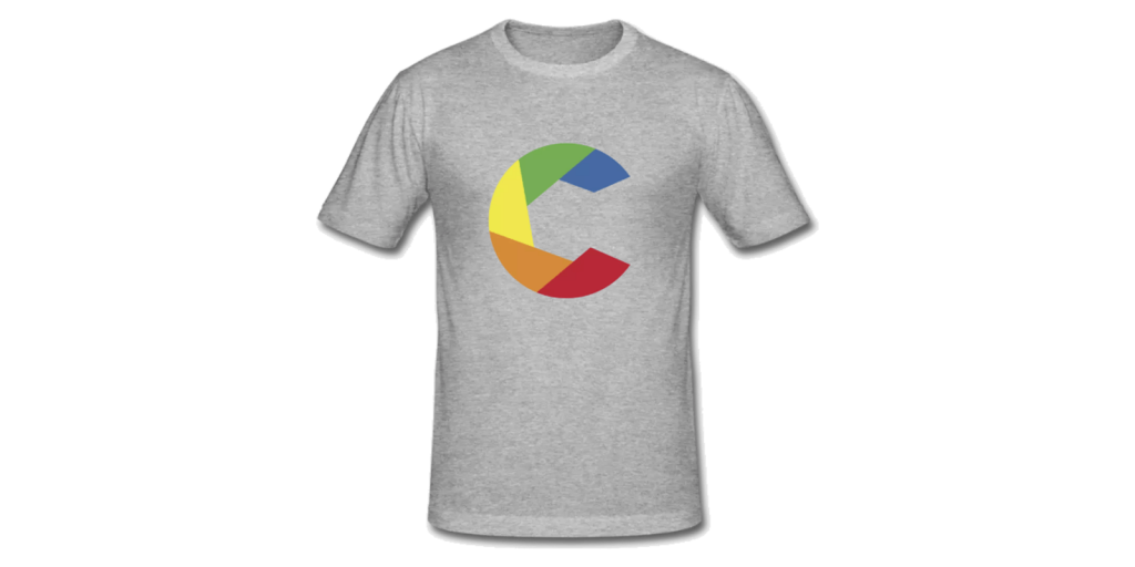 T-Shirt mit dem Clean Code Culture Logo
