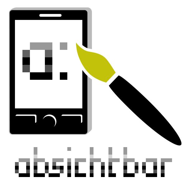 Das alte Logo von absichtbar.de