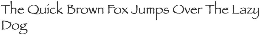 Standard Fantasy-Schrift im Edge-Browser